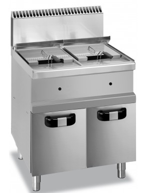 Deep fryer gas with 2...