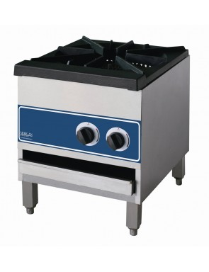 Gas stool cooker