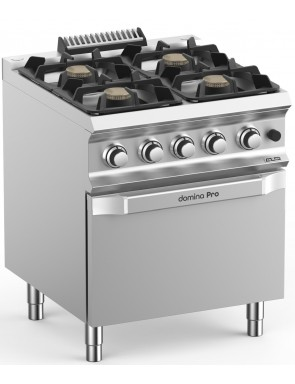 Gas stove with gas oven...