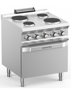 Electric cooker with...