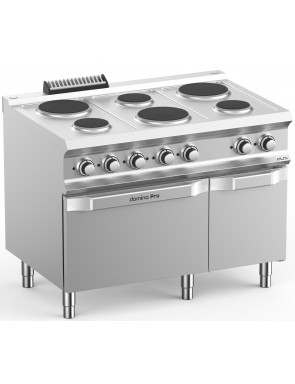Electric stove with...