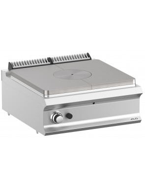 Gas hot plate Power 1x 10.0 kW
