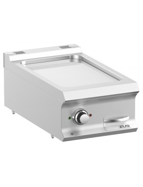 Electric grill plate