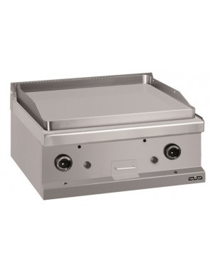 Grill plate Smooth-2x 5,5 kW