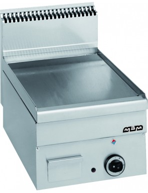 Gas griddle Smooth 5,1 kW