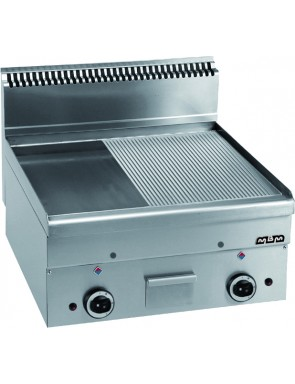 Gas griddle Smooth/Grooved...