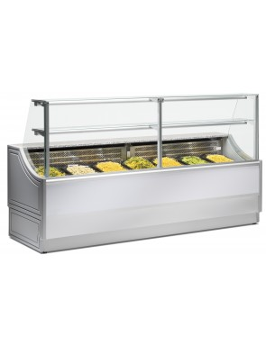 Static refrigerated sales...