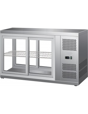 Refrigerated display cases...