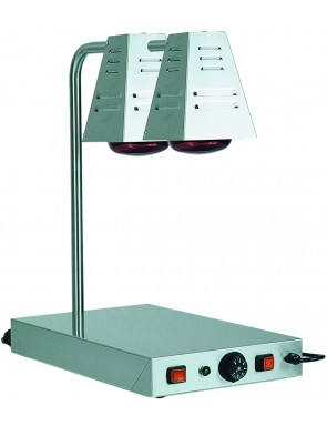 Infrared lamps 2 lamps...