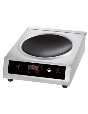 Heat induction cooking system