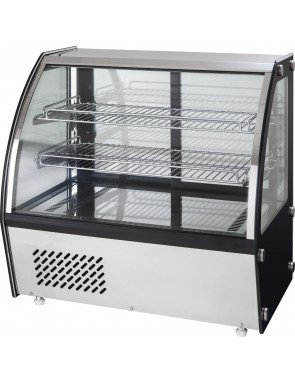 Refrigerated showcases with...