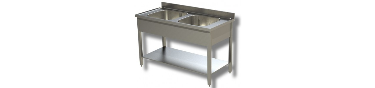 Sink tables - Made in Italy -
