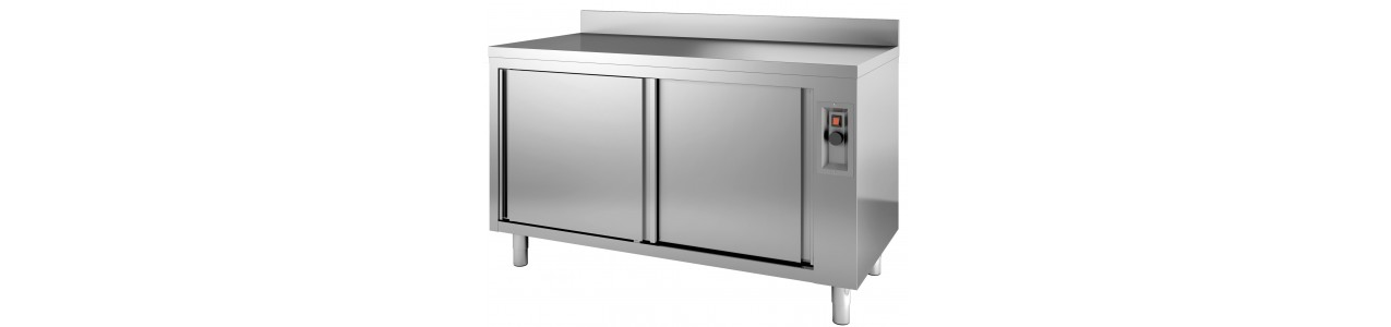 Heating cabinets - Made in Italy -